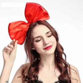 Ericdress Christmas Sweet Bowknot Party Hair Accessories