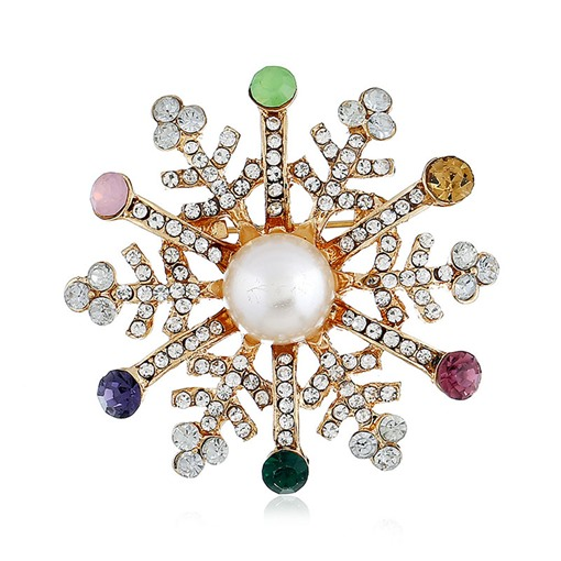 Ericdress Christmas Alloy Brooches