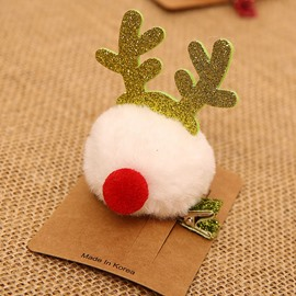 Ericdress Christmas Sweet Barrette Party Hair Accessories