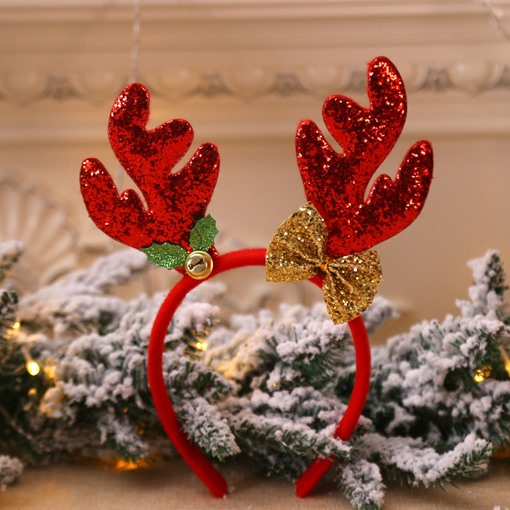Ericdress Christmas Deer Hairband Prom Hair Accessories