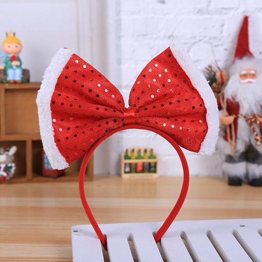 Ericdress Christmas Handmade European Party Hair Accessories