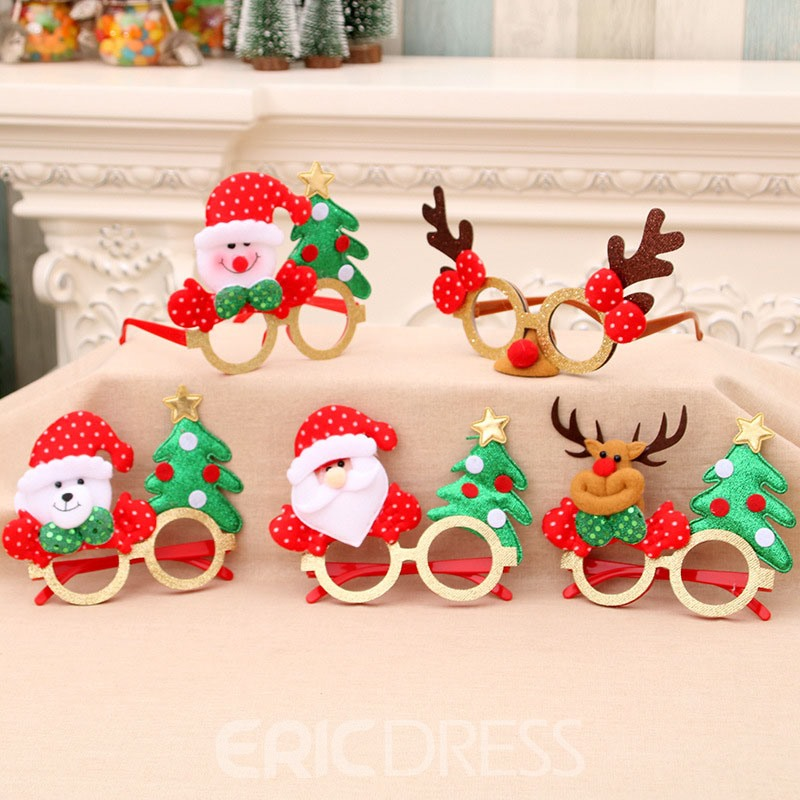 Ericdress Christmas Decoration Glassed Gifts