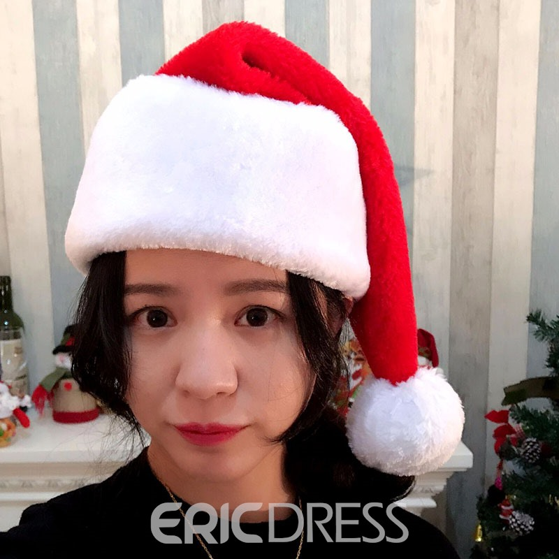 Ericdress Cloth Decoration Christmas Hat