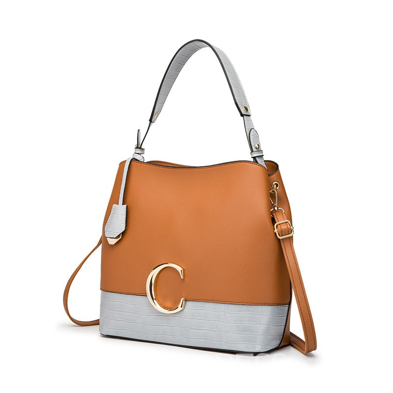 Ericdress PU Thread Rectangle Tote Bags Sets