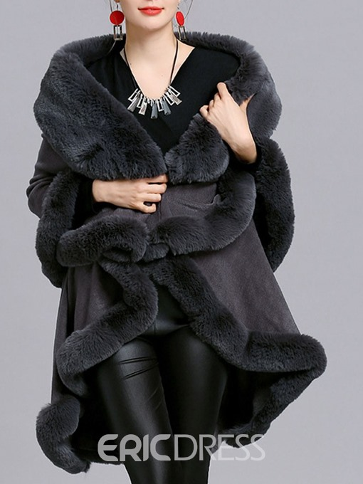 Ericdress Ladylike Polyester Women's Cape