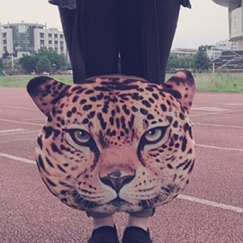 Ericdress Print Polyester Animal Shoulder Bags