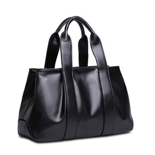 Ericdress PU Soft Thread Rectangle Tote Bags