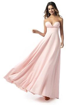 Ericdress A-Line Floor-Length Sweetheart Evening Dress 2020