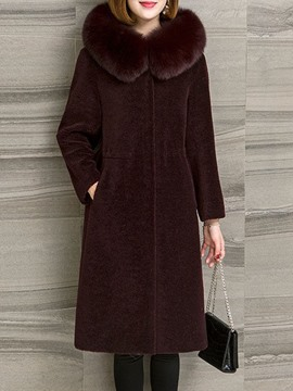 ericdress manteau long d'hiver d'hiver ample