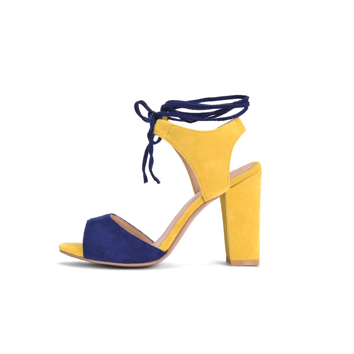 Ericdress Sexy Open Toe Lace-Up Women's Sandals