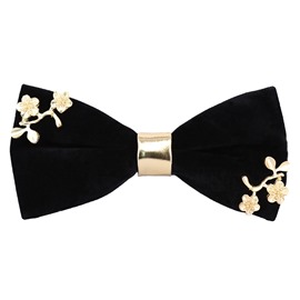 Ericdress Polyester Fashion Floral Bow Ties