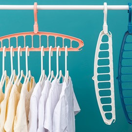 Ericdress Plastic Bedroom Coat And Cap Storage Holders & Racks