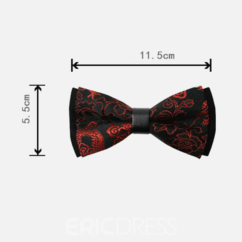 Ericdress Fashion Polyester Business Bow Ties