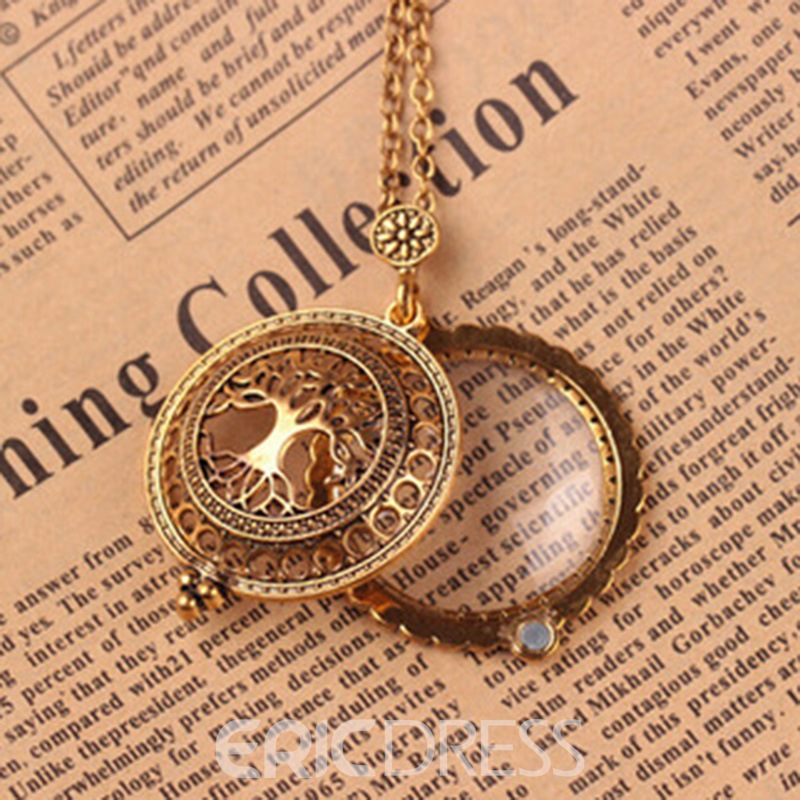 Ericdress Vintage Hollow Out Fashion Women's Necklaces