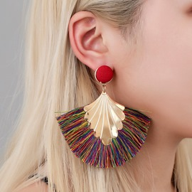 Ericdress Alloy Tassel Holiday Charm Women's Earrings