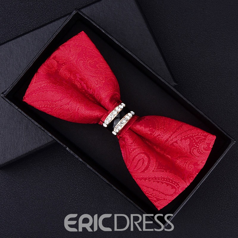 Ericdress Floral Polyester Style Tie For Men