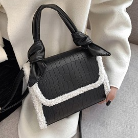 Ericdress PU Alligator Embossing Rectangle Tote Bags