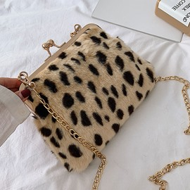 Ericdress Chain Rectangle Soft Crossbody Bags