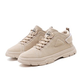 Ericdress Low-Cut Upper Lace-Up Round Toe Sports Sneakers
