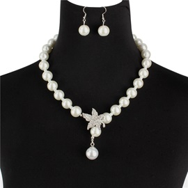 Ericdress Necklace Diamante Party Jewelry Sets