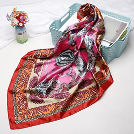 Ericdress Vintage Print Cartoon Charm Women's Scarves