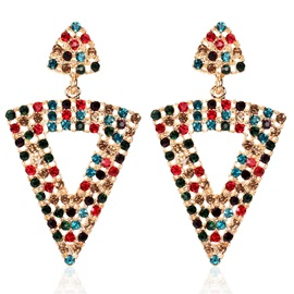 Ericdress Geometric Alloy Holiday Women's Earrings