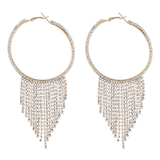 Ericdress Rhinestone Lace Anniversary Romantic Women's Earrings