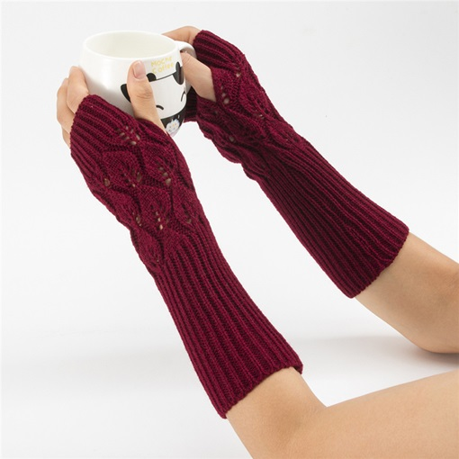Ericdress Plain Casual Spring Warm Women's Gloves