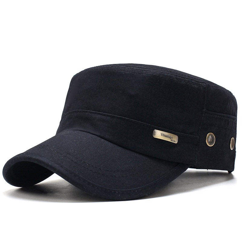 Ericdress Casual Cotton Military Fall Men's Hats