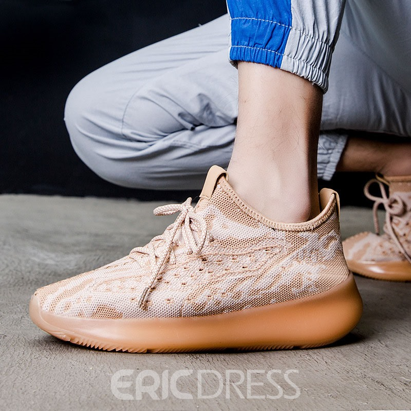 Ericdress Lace-Up Platform Sports Spring Sneakers