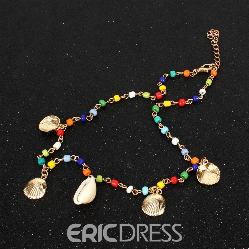 ericdress collar colgante e-plating collares femeninos
