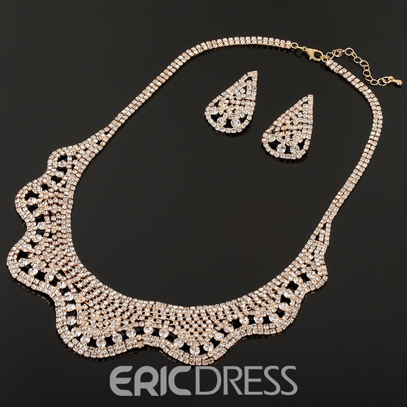 Ericdress Romantic Plain Party Jewelry Sets