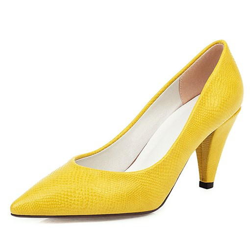 Ericdress Slip-On Pointed Toe Thread Sweet Thin Women's Shoes