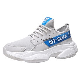 Ericdress Sports Lace-Up Low-Cut Upper Sneakers