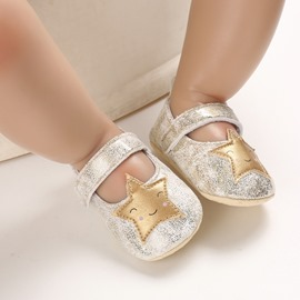 Ericdress Color Block Cute Baby Shoes