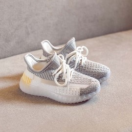 Ericdress Round Toe Casual Thread Baby Sneakers
