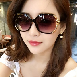 Ericdress Resin Fashion Women's Charm Sunglasses