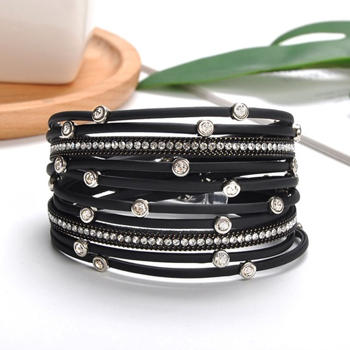 Ericdress European Diamante Female Bracelets