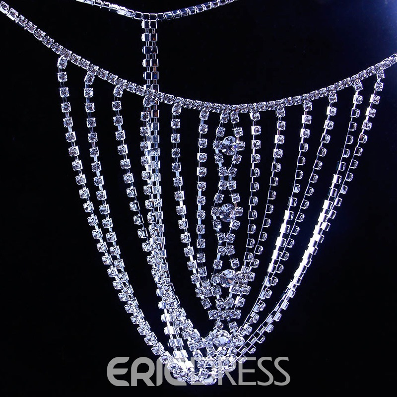 Ericdress Body Chain European Female Necklaces