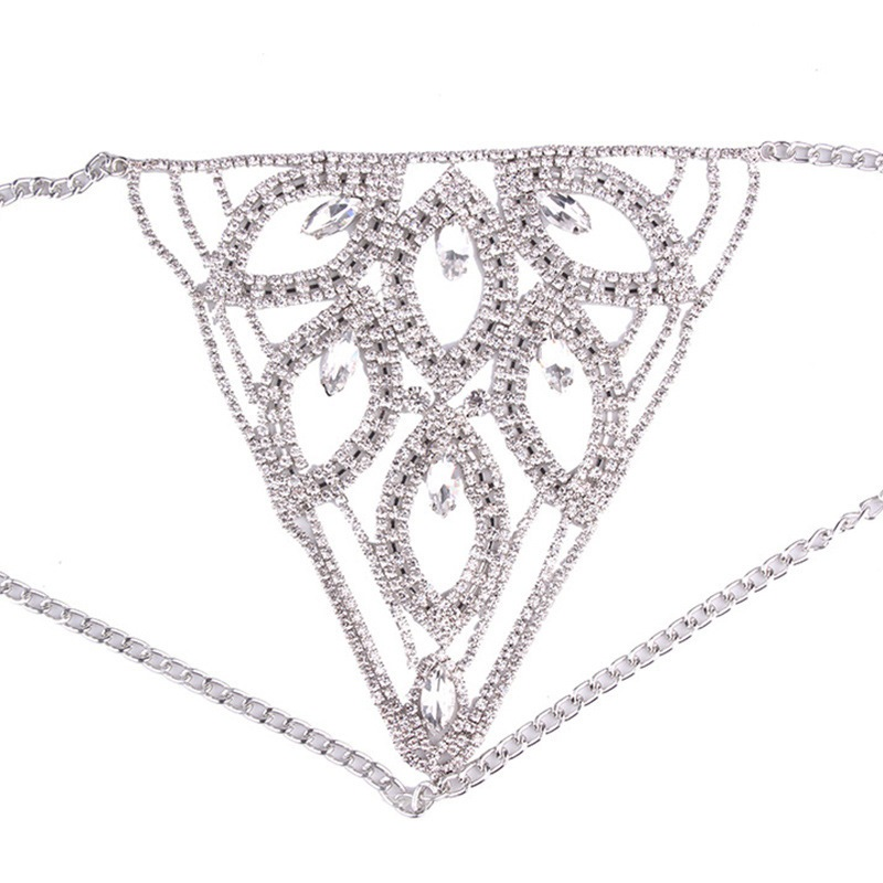 Ericdress Body Chain European Holiday Female Necklaces