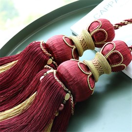 Ericdress Hooks Decorates Ball Tassel