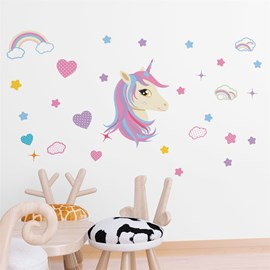Ericdress Cartoon Creative Wall Stickers / Wall Decorations