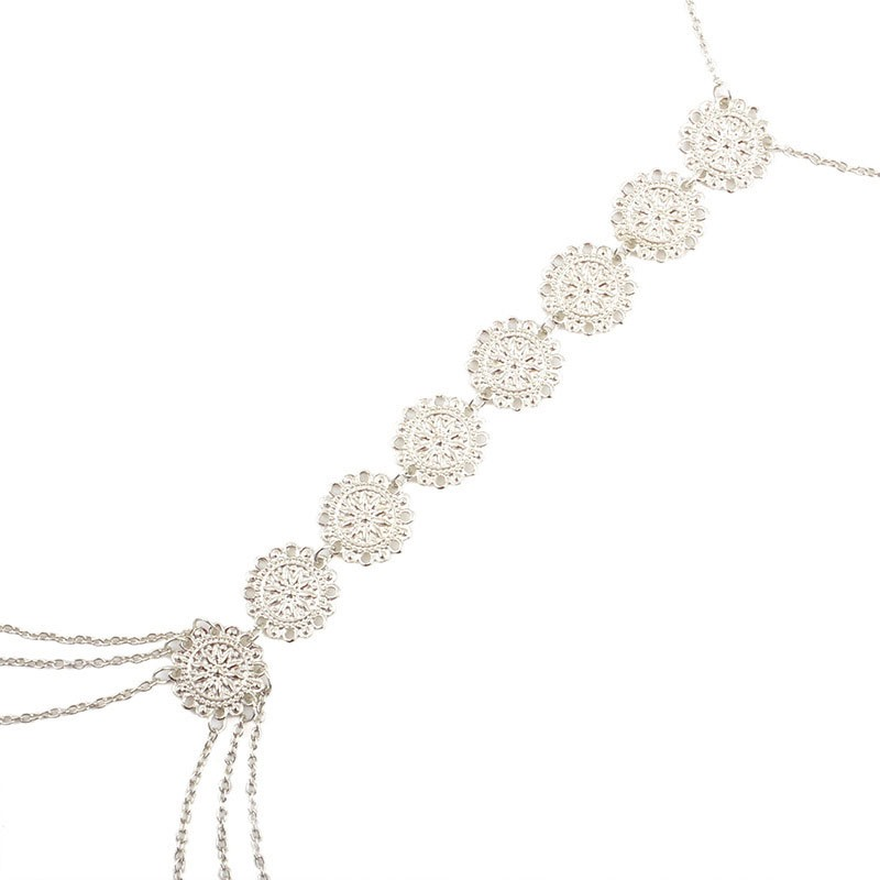 Ericdress Body Chain E-Plating Female Necklaces