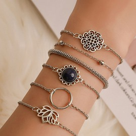 Ericdress Hollow Out Vintage Female Bracelets