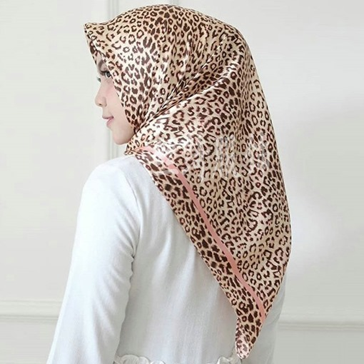 Ericdress Fashion Charmeuse Leopard Women's Scarves