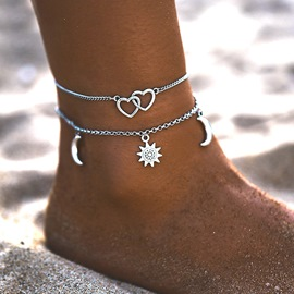 Ericdress Sweet E-Plating Fashion Women's Anklets