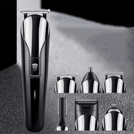 Professional hair trimmer beard trimer body face hair clipper electric hair cutting machine haircut for men grooming