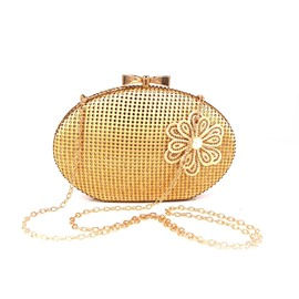 Ericdress Banquet Diamond Clutches & Evening Bags