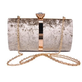 Ericdress Small Banquet Rectangle Clutches Evening Bags