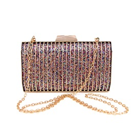 Ericdress Mini Versatile Rectangle Clutches & Evening Bags